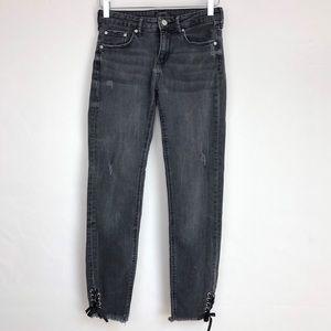 Zara | Grey skinny pants